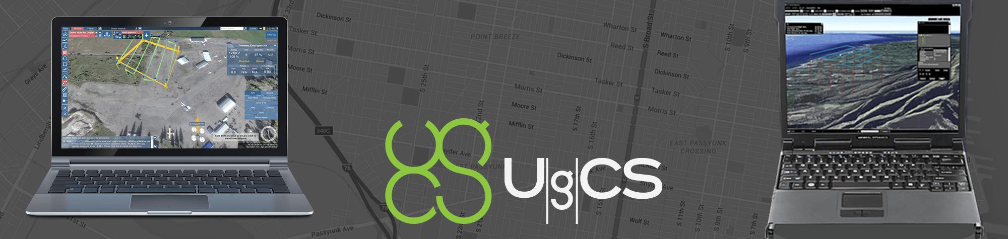 UgCS une alternative pour le DJI PC Ground Station